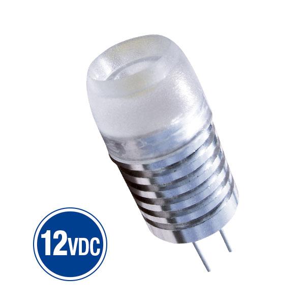Lámpara a Led TBCin 1 Bipin 12VDC Led 180º Lámparas 5W a D29EHI